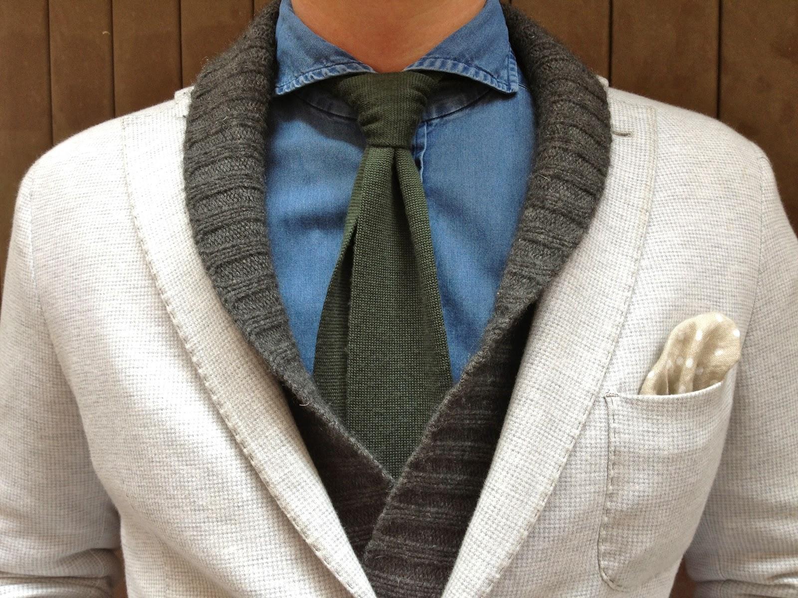 Wiązanie krawata (2)